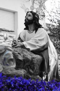 Nuestro Señor Orando en el Huerto