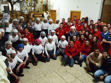 Anderos y Costaleros 2015