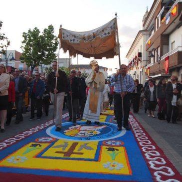 Corpus Christi, creando tradición en Socuéllamos