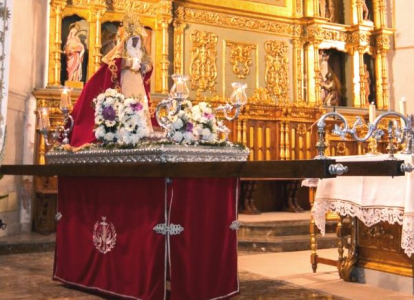 Paso Infantil de Nuestra Señora de la Paz y Juventud