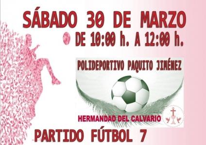 Partido Fútbol7 Día de Hermandad 2019