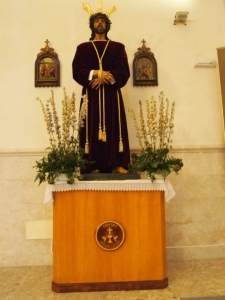 Mesa de Jesús del Calvario