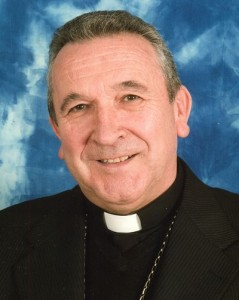 Obispo Prior de Ciudad Real, Don Gerardo Melgar