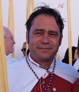 Julián del Amo, Presidente de la Cofradía