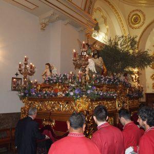 Salida desde Ermita de Loreto