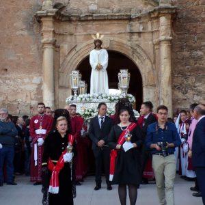 Viernes Santo. Salida Iglesia de la Asunción