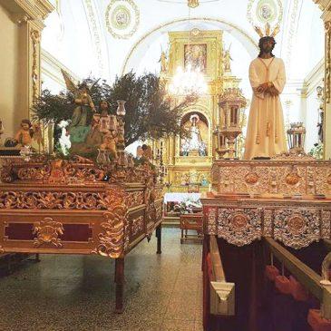 Lunes Santo, noche de Traslado a Loreto