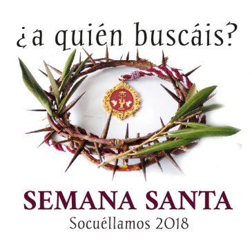 Cartel Semana Santa 2018