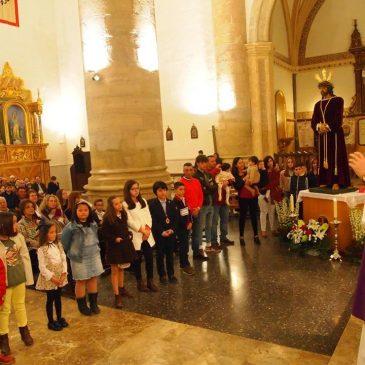 Celebrada la Misa de Hermandad por los hermanos difuntos y bienvenida a los nuevos.